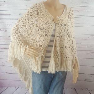 Sweaters - Shawl Y'all!!!!